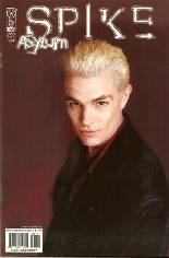 Spike: Asylum #1 Variant B