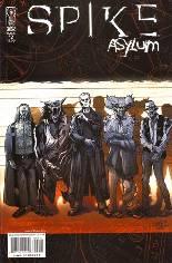 Spike: Asylum #2 Variant A