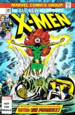Uncanny X-Men (1963-2011) #101 Variant C: Marvel Legends Series VI Reprint Packaged w/ Phoenix