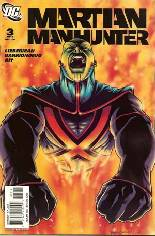 Martian Manhunter (2006-2007) #3