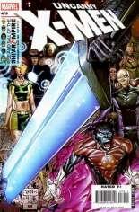 Uncanny X-Men (1963-2011) #479 Variant B: Direct Edition