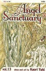 Angel Sanctuary (2004-2007) #GN Vol 13