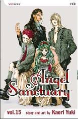 Angel Sanctuary (2004-2007) #GN Vol 15