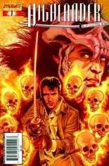 Highlander (2006-2007) #1 Variant A
