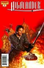 Highlander (2006-2007) #1 Variant B