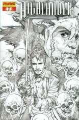 Highlander (2006-2007) #1 Variant D: Sketch Cover