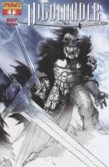 Highlander (2006-2007) #1 Variant E: RRP Exclusive