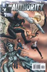 Authority (2006) #1 Variant B: Variant Cover