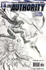 Authority (2006) #1 Variant C: Variant Sketch Cover