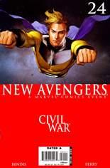 New Avengers (2005-2010) #24