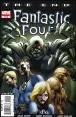 Fantastic Four: The End #1 Variant A