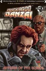Buckaroo Banzai (2006) #3 Variant A