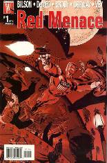 Red Menace #1 Variant A