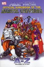 All-New Official Handbook of the Marvel Universe A to Z (2006-2007) #11