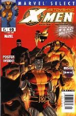 Marvel Select Flip Magazine #19
