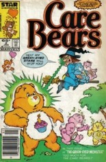 Care Bears (1985-1989) #2 Variant A: Newsstand Edition