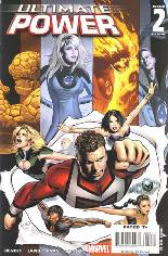 Ultimate Power (2006-2008) #2