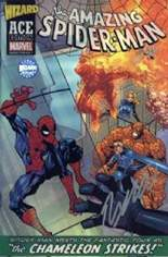 Amazing Spider-Man (1963-1998) #1 Variant E: Wizard Ace Edition