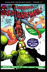 Spider-Man Collectible Series (2006-2007) #17: Free Newspaper Giveaway