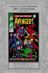 Marvel Masterworks: The Avengers (2003-Present) #HC Vol 6 Variant A: Silver Dust Jacket