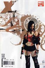 X-23: Target X (2007) #1 Variant B: Incentive Variant Cover
