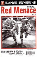 Red Menace #2 Variant A