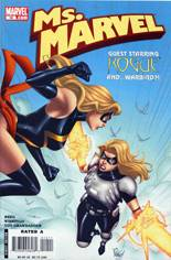 Ms. Marvel (2006-2010) #10