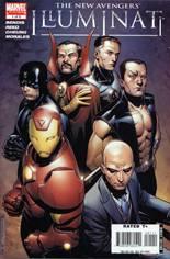 New Avengers: Illuminati (2007-2008) #1 Variant A
