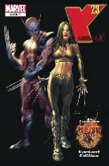 X-23: Target X (2007) #1 Variant C: Top Cow Exclusive