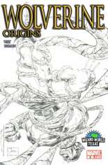 Wolverine: Origins (2006-2010) #6 Variant C: Wizard World Texas Sketch Variant