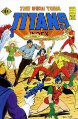 Official Teen Titans Index #2