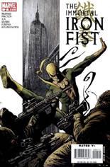 Immortal Iron Fist (2007-2009) #2 Variant A