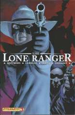 Lone Ranger (2006-2011) #3 Variant A
