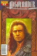 Highlander (2006-2007) #2 Variant A