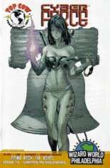 Cyberforce (2006) #3 Variant C: Wizard World Philadelphia Exclusive; Limited to 500 Copies