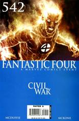 Fantastic Four (1998-2011) #542