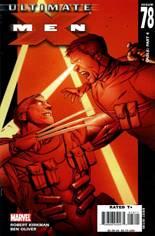Ultimate X-Men (2001-2009) #78