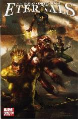 Eternals (2006-2007) #6 Variant A
