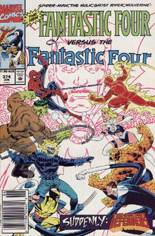 Fantastic Four (1961-1996) #374 Variant A: Newsstand Edition