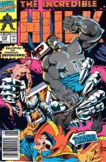 Incredible Hulk (1968-1999) #370 Variant A: Newsstand Edition