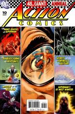 Action Comics (1938-2011, 2016-Present) #Annual 10 Variant A