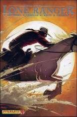 Lone Ranger (2006-2011) #4 Variant C: Silver Foil Cover