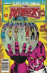 Avengers (1963-1996) #Annual 17 Variant A: Newsstand Edition