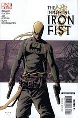 Immortal Iron Fist (2007-2009) #3