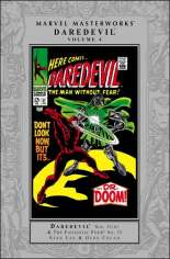 Marvel Masterworks: Daredevil (2003-Present) #HC Vol 4 Variant A: Silver Dust Jacket