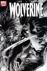 Wolverine (2003-2009) #51 Variant C: B&W Edition
