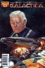 Classic Battlestar Galactica #4 Variant A