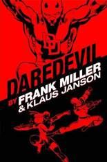 Daredevil by Frank Miller & Klaus Janson Omnibus #HC Variant A
