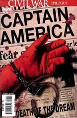 Captain America (2005-2011) #25 Variant A