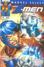 Marvel Select Flip Magazine #23